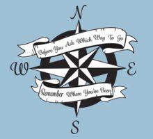 Compass w/ Lyrics by Kat Smith