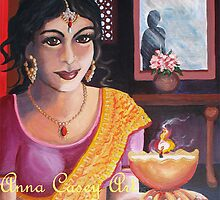 Namaste - Hindi  Welcome by goanna