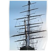 The Cutty Sark, Greenwich Poster