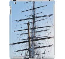 The Cutty Sark, Greenwich iPad Case/Skin