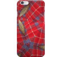 Masai inspiration iPhone Case/Skin