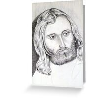 Phil Collins Genesis and solo musician Greeting Card