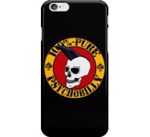 Pure Psychobilly iPhone Case/Skin