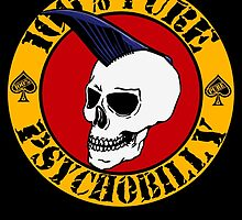 Pure Psychobilly by SquareDog