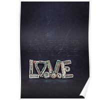 Letters of Love Poster
