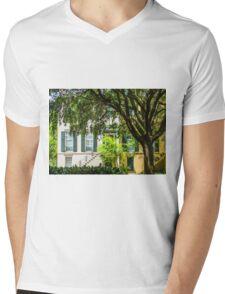 Old Home on Taylor Street Mens V-Neck T-Shirt