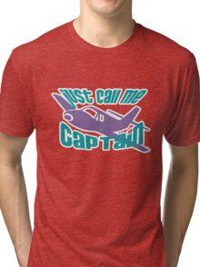 Captain t-shirt Tri-blend T-Shirt