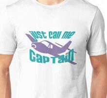 Captain t-shirt Unisex T-Shirt