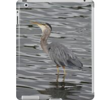 Blue Heron iPad Case/Skin