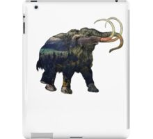 Mammoth - Landscape iPad Case/Skin