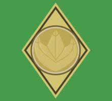 Go Green Ranger Go! by slicepotato