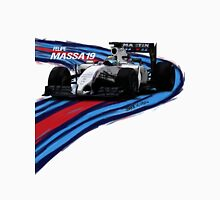 Williams Martini Racing Felipe19 Unisex T-Shirt