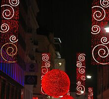 Red lights by manahmanah