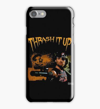 Thrash Snake iPhone Case/Skin