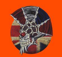Punk Skull - Union Jack BG Kids Clothes