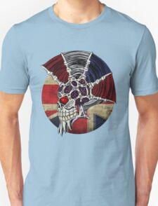 Punk Skull - Union Jack BG Unisex T-Shirt