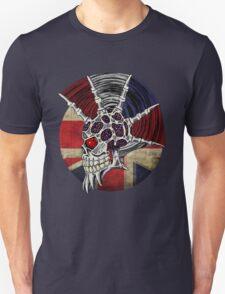 Punk Skull - Union Jack BG T-Shirt