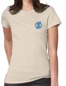First Class - Inhuman Academics - Dark Womens Fitted T-Shirt