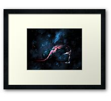 Star life Framed Print