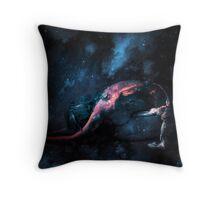 Star life Throw Pillow