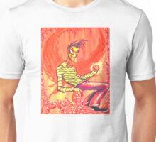 Groovin' Flamey Unisex T-Shirt