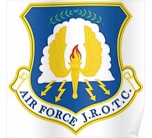 Air Force JROTC Poster