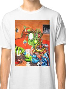 An Alien walks into a bar... Classic T-Shirt