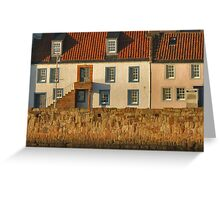St Monans Greeting Card