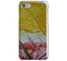 Through the wire iPhone Case/Skin