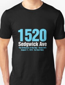 The Birthplace of Hip Hop T-Shirt