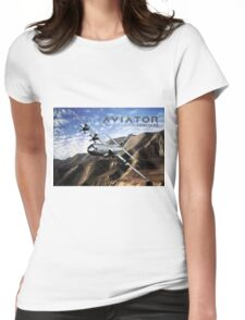 C-130 Hercules Womens Fitted T-Shirt