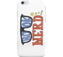 Book Nerd iPhone Case/Skin