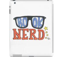 Book Nerd iPad Case/Skin