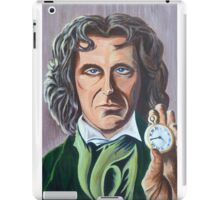 Paul McGann as Doctor Eight iPad Case/Skin