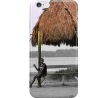 Warmth And Protection In Bocas Del Toro, Panama iPhone Case/Skin