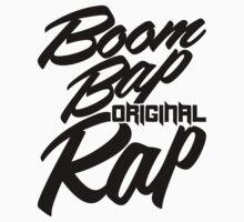Boom Bap Original Rap T-Shirt