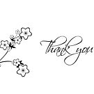 Thank you by Kimberly Palmer