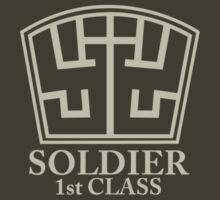 Be a Soldier Supporter by slicepotato