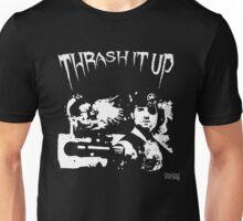 Thrash Snake B&W Unisex T-Shirt