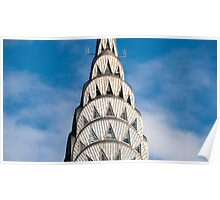 Chrysler Building Spire Poster