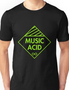 Music Acid Unisex T-Shirt