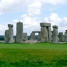 Stonehenge by Gordon Hewstone