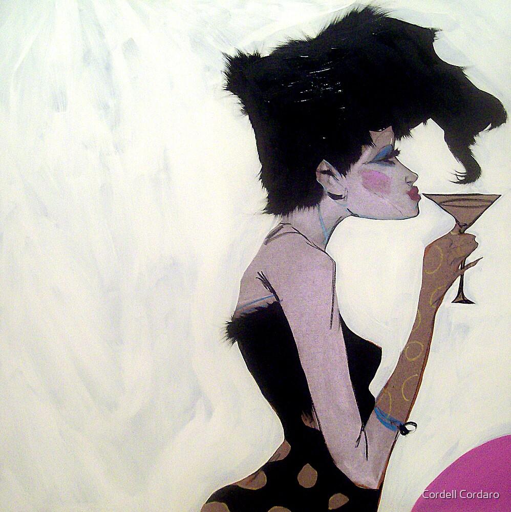 Sasha by Cordell Cordaro