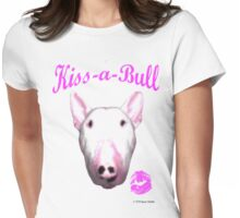 Kiss-a-Bull Womens Fitted T-Shirt