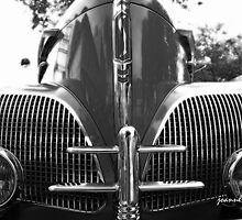 Classic Car 21 by Joanne Mariol