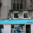 Shop or Church ? by Pascale Baud