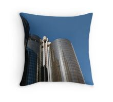 Bonaventure Hotel Throw Pillow