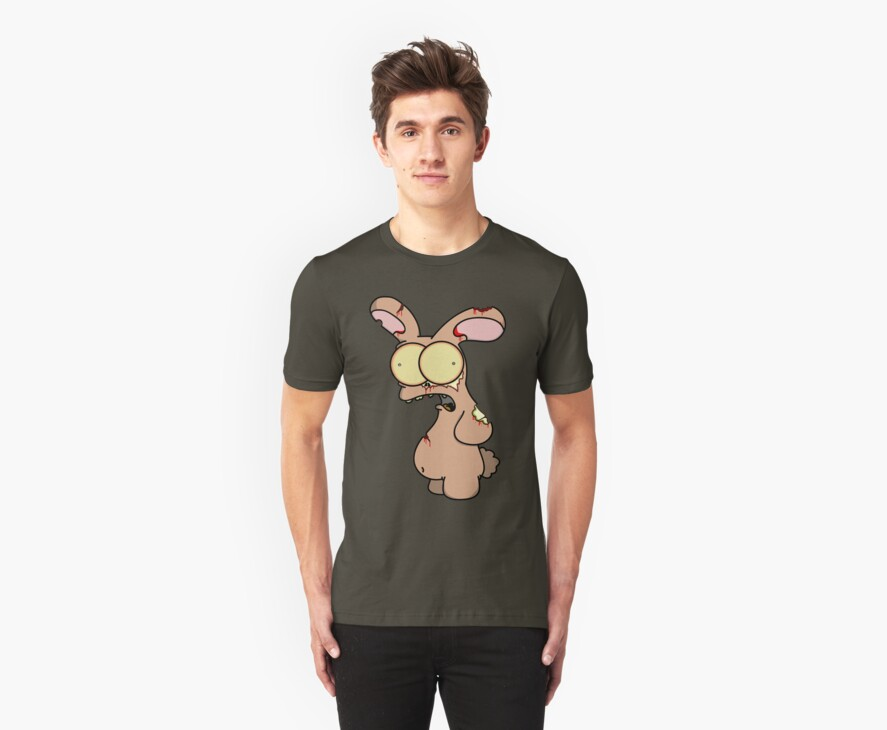 Zombie Bunny by ComradeMax