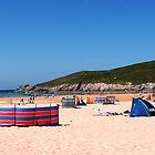 Beach Life by JeZzLe