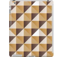 Abstract triangles 2 iPad Case/Skin